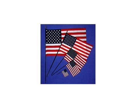 american stick flag lightweight polyester 2x3