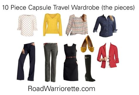 10 Pieces Of That Youll by 10 Business Travel Wardrobe Road Warriorette