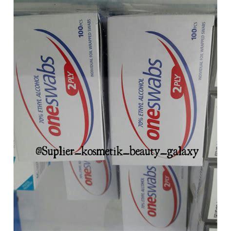Tas Wanita 2938 tissue alkohol swabs box isi 100 lembar kapas