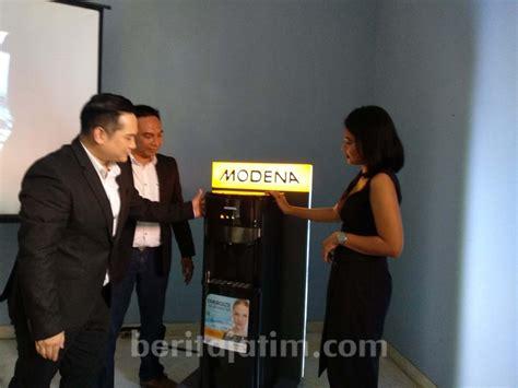 teknologi biopad jadi andalan produk dispenser modena