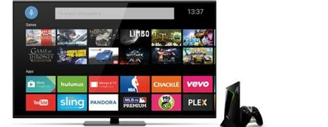 Why Android Tv by What Is Android Tv Nvidia Shield