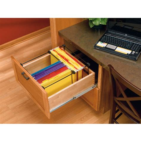 Rev A Shelf Drawer Inserts by Rev A Shelf File Drawer System File System Insert For