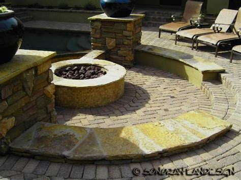 fire pits are a wonderful and low cost option that can create an intimate destination within