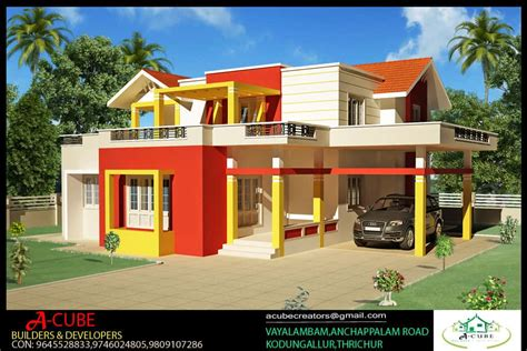 house plans 2000 square 4 bedrooms kerala style 4 bedroom home plan at 2000 sq ft