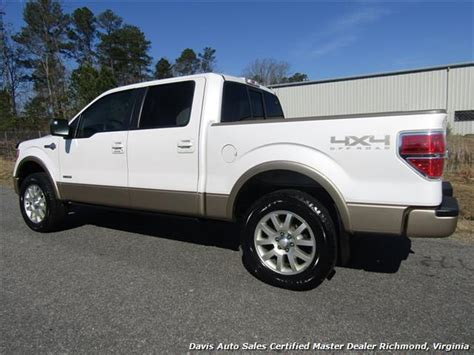 2012 ford f 150 king ranch 2012 ford f 150 king ranch 4x4 fully loaded supercrew