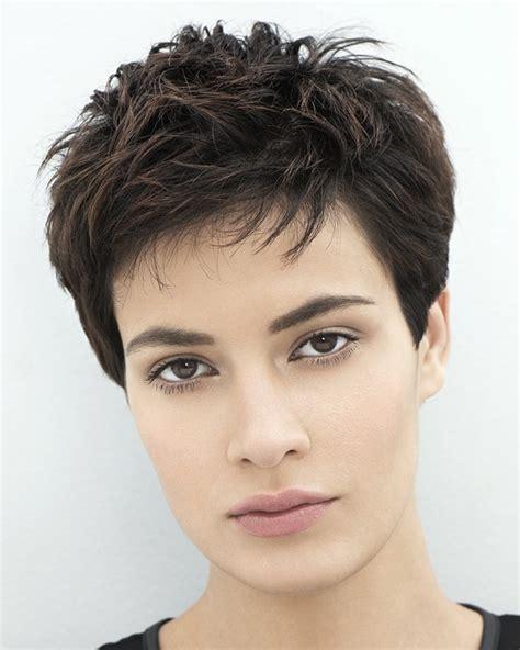 short brown hairstyles  women elle hairstyles