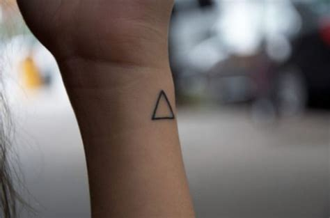 generation x tattoo 17 best ideas about triangle meanings on