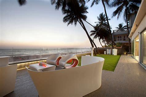 Kitchen Furniture India terrace garden views apartment by the beach in mumbai