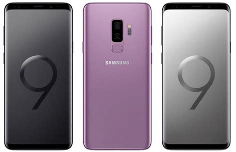 unlocked samsung galaxy s9 plus sm g965 s k l 256gb 6gb ram exynos 9810 ebay