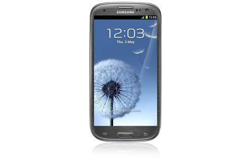 Samsung Galaxy Z3 samsung announces galaxy s3 lte in titanium grey new product pc advisor