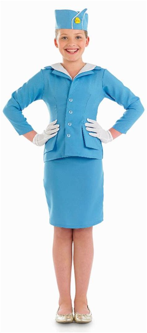 What To Wear To Cabin Crew by Details About Air Hostess Fancy Dress Airline Cabin