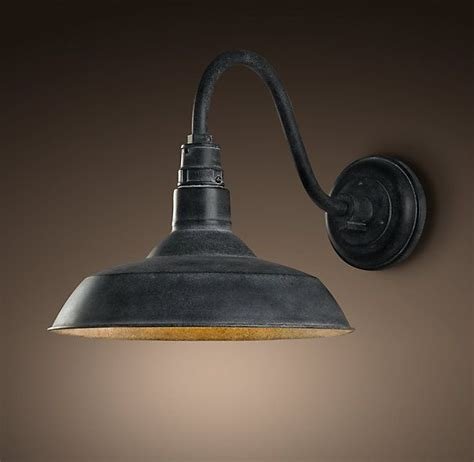 vintage barn lights restoration hardware pin by heather dutton hang tight studio on home style