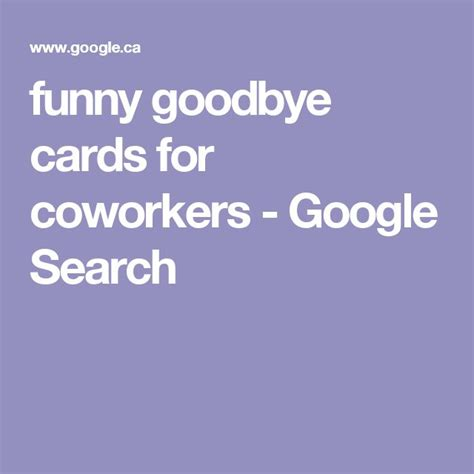 10 ideas about funny goodbye on pinterest goodbye cards
