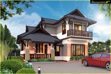thai style house designs contemporary thai style house design amazing architecture magazine