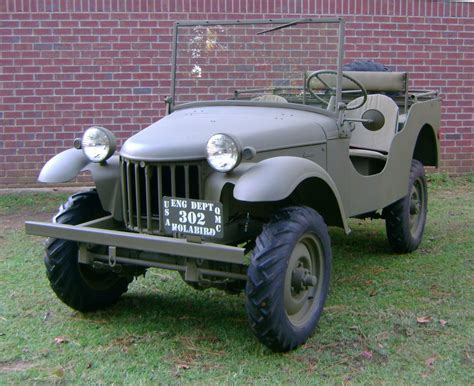 bantam jeep bantam pilot reconnaissance car recreation looks spot on