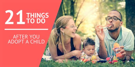 Can You Adopt A Child With A Criminal Record 21 Things To Do After You Adopt A Child Fund Your Adoption