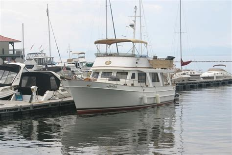 boat trader ny marine trader trawler sedan 1985 used boat for sale in