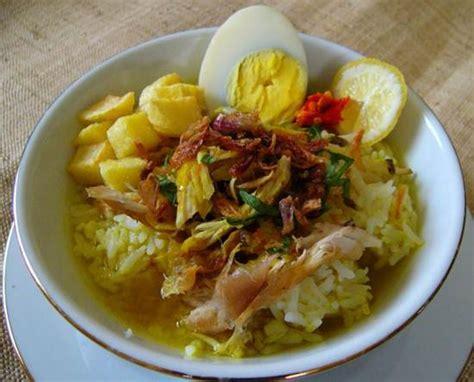 resep membuat soto ayam bumbu kuning resep soto ayam lamongan asli