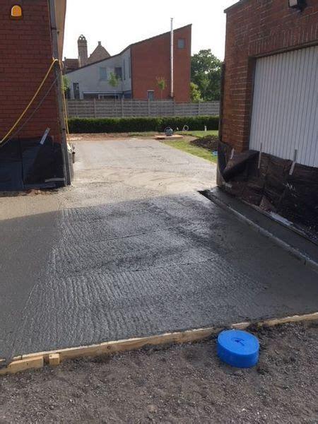 Gieten En Polieren Van Beton by Wegenbouw Be Te Koop Gieten Polieren En Zagen Van Beton