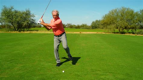 swing power claude brousseau flamingo drill for more swing power