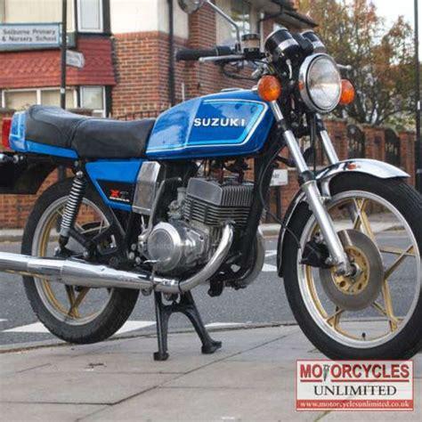 Vintage Suzuki Motorcycles For Sale 1980 Suzuki X7 250 Classic Suzuki For Sale Motorcycles