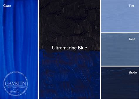 ultramarine color why robert gamblin the color ultramarine blue