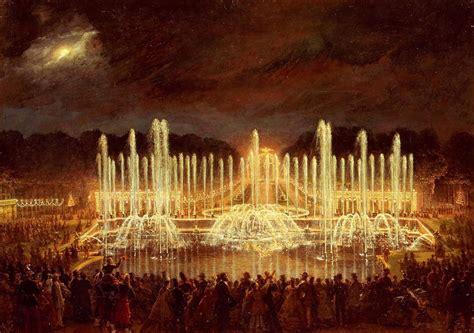 Hauteur Colonne De 1681 by Bassin De Neptune Petit Parc De Versailles Pr 233 Sentation