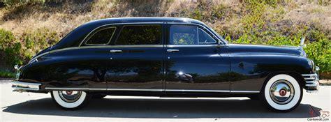 packard super   passenger limousine  reserve