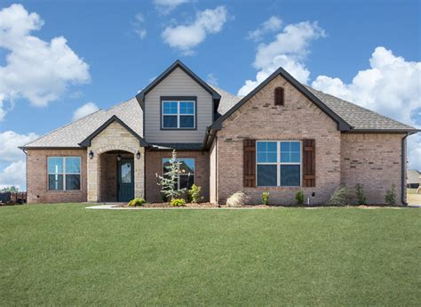 oklahoma city new homes new construction home builders