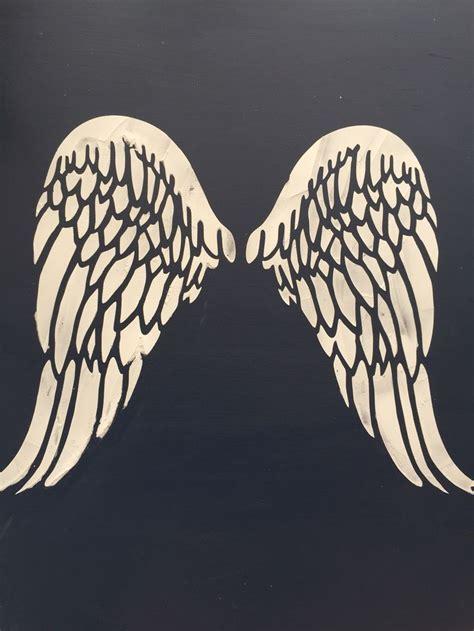 Alas Foto Motif Shabby Chic S004 barleycorn vintage stencils raised stencil wings stencils