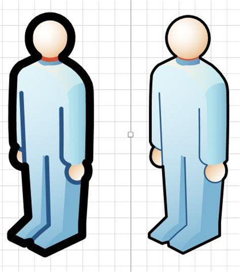 visio person person symbol in visio related best free home design
