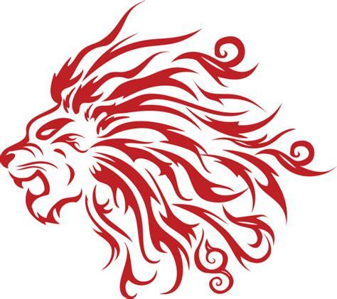 imagenes de unicornios tribales tatuajes de leones tribales batanga
