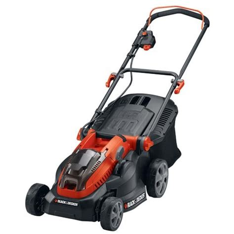 black decker mower black decker cm1640 16 inch cordless mower review