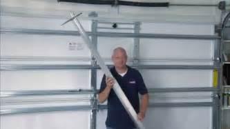 Garage Door Brace Installing A Garage Door Brace Hurricane Prep