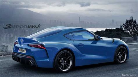 Toyota Supra 2018 News Best Guess Renders Emerge Of 2018 Toyota Supra