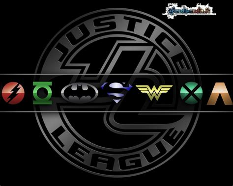 Justice League Iphone All Hp sfondilandia it sfondo gratis di justice league logos per desktop smartphone android e iphone