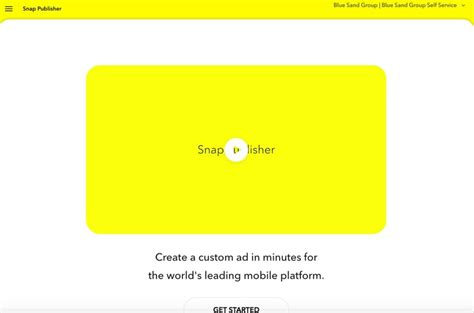How To Use Snapchat Publisher Bsg Marketing Long Beach Snapchat Ad Template