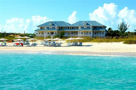 beach house turks and caicos the beach house from a boat in grace bay picture of beach house turks caicos
