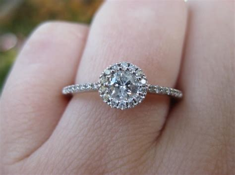Top 10 Enchanting Low Profile Engagement Rings That Sparkle