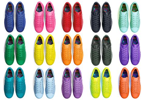 super colorful a preview of the upcoming pharrell x adidas quot supercolor