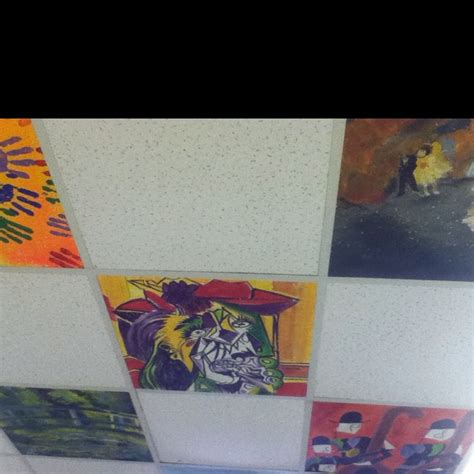 School Ceiling Tiles by 40 Best Images About Ceiling Tile On Painted Ceilings Olympia And The Roof