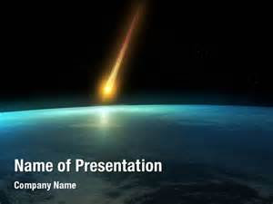 meteor template asteroid powerpoint templates asteroid powerpoint