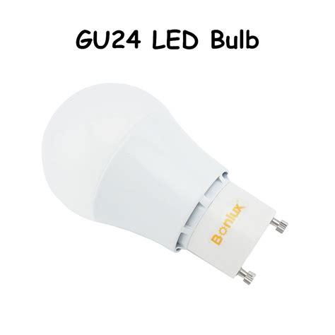 Gu24 Led Bulb A19 Shape 5w 9w A60 Household Light With Led Household Light Bulbs