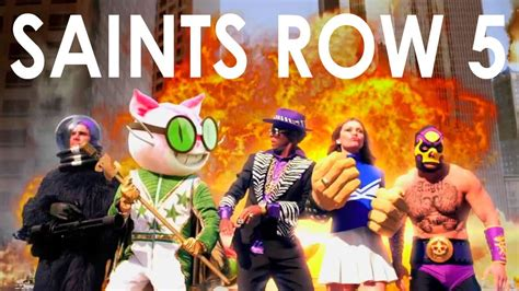 saints row 5 saints row 5 51 things fans want setting gameplay