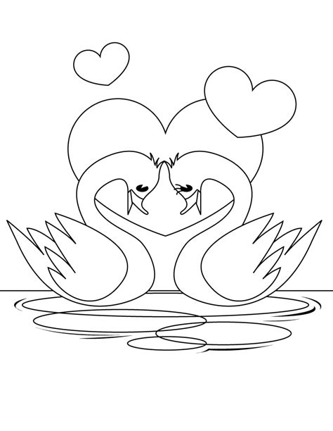 coloring pages love cute love coloring pages free large images