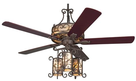 spanish style ceiling fans 1000 images about rustic ceiling fans with lights on