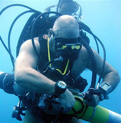 tech dive padi tecrec technical dive courses philippines