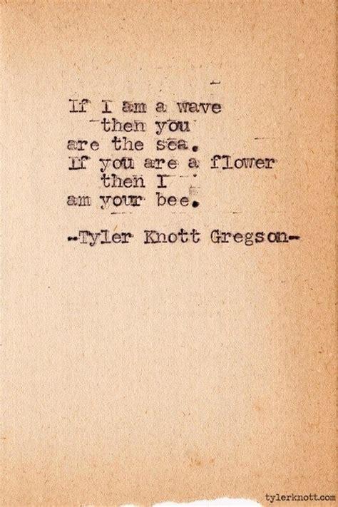 bittersweet symphony poems  tyler knott gregson  yellow sparrow