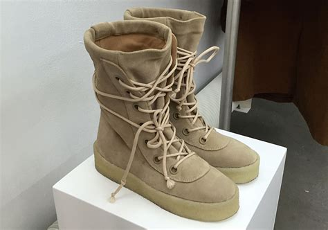 Adidas Yessy Premium the look at kanye s yeezy boot sneakernews
