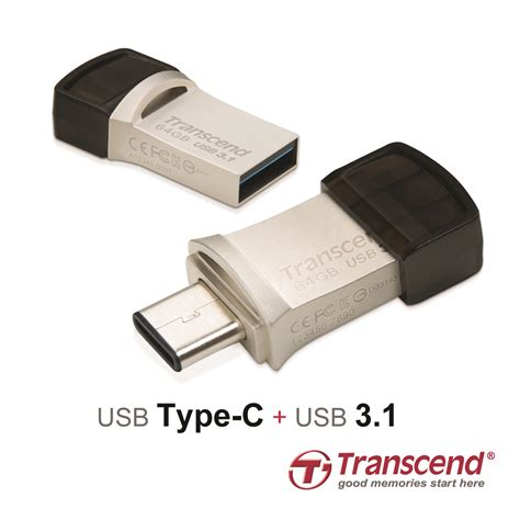 Usb Otg Transcend transcend releases jetflash 890s with both usb type c and